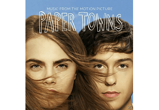 Various - Paper Towns - (CD)