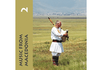 VARIOUS - Music From Macedonia 2 - (CD)