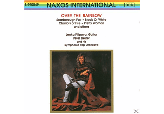 Peter Breiner, Lenka Filipova, Symphonic Pop Orchestra - Over The Rainbow - (CD)
