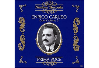 Enrico/various Caruso - Caruso In Opera Vol.3 - (CD)