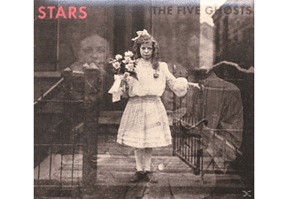 The Stars - Five Ghosts - (CD)