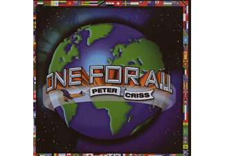 Peter Criss - One For All [CD]