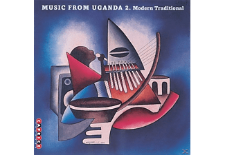 VARIOUS - Music From Uganda 2/Modern Traditional - (CD)