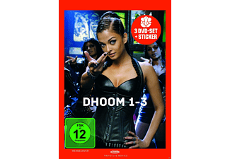 DHOOM 1-3 - (DVD)