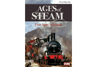 THE AGES OF STEAM - (DVD)