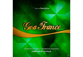 VARIOUS - Goa Trance Vol.29 - (CD)