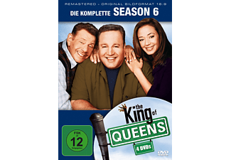 The King of Queens - Staffel 6 - (DVD)