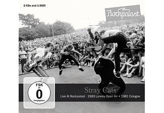 Stray Cats - Live At Rockpalast - (CD)