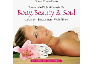 Gomer Edwin Evans - Body, Beauty & Soul [CD]