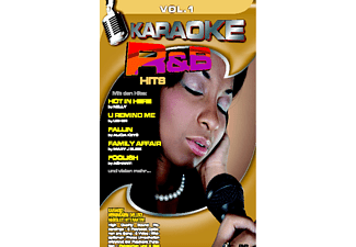 VARIOUS - Karaoke R & B Hits 1 - (CD)