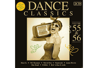 VARIOUS - Dance Classics 55 & 56 - (CD)