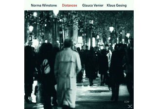 Norma Trio Winstone, Norma Winstone - Distances - (CD)