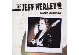 The Jeff Healey Band - Legacy - Volume One (CD)