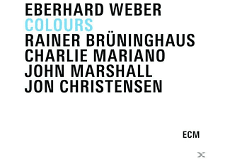Eberhard Weber - Colours - (CD)
