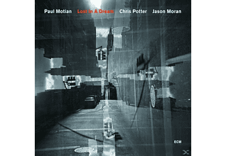 MOTIAN,PAUL TRIO/MORAN,JASON/POTTER,CHRIS - Lost In A Dream - (CD)