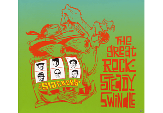 The Slackers - The Great Rock - Steady Swindle - (CD)