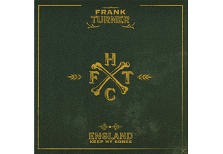 Frank Turner - England Keep My Bones - (CD)
