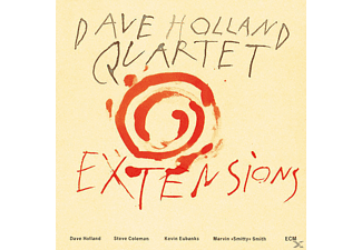 Dave Quartet Holland - Extensions (Touchstones) [CD]