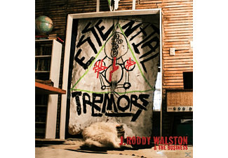 J.Roddy & The Business Walston - Essential Tremors (2lp+Cd) - (LP + Bonus-CD)