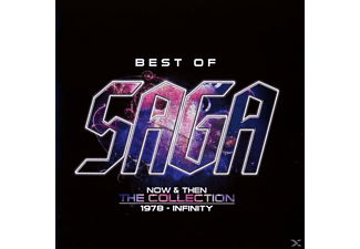 Saga - Best Of - (CD)