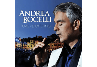 Andrea Bocelli - Love in Portofino (Remastered) [CD]