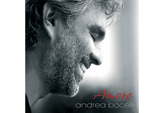 Andrea Bocelli - Amore (Remastered) - (CD)