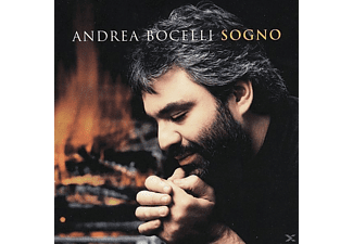 Andrea Bocelli - Sogno (Remastered) - (CD)