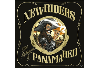 New Riders Of The Purple - Adventures Of Panama Red - (Vinyl)