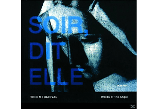 Trio Mediaeval - Words Of The Angel - (CD)
