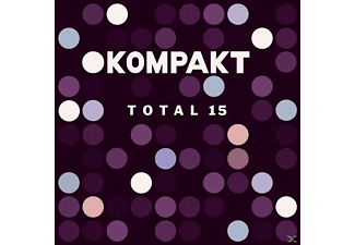 VARIOUS - Total 15 - (CD)