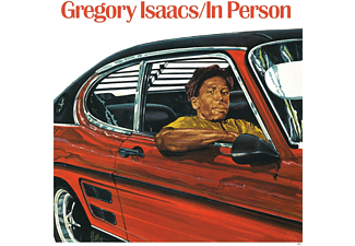 Gregory Isaacs - In Person - (Vinyl)