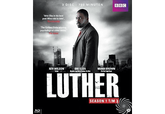 Luther - Seizoen 1-3 | Blu-ray