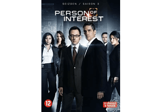 Person Of Interest - Seizoen 3 | DVD