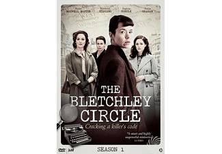 Bletchley Circle - Seizoen 1 | DVD