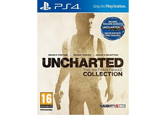 Uncharted: The Nathan Drake Collection | PlayStation 4