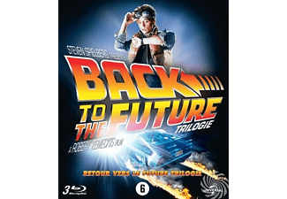 Back To The Future Trilogy | Blu-ray