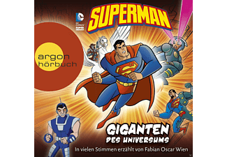 Superman - Giganten des Universums - 1 CD - Kinder/Jugend