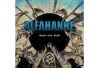 Alfahanne - Blod Held Alfa - (CD)