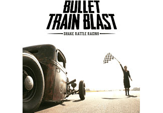 Bullet Train Blast - Shake Rattle Racing - (CD)