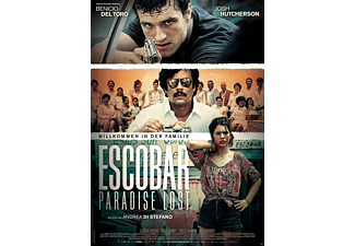 ESCOBAR - PARADISE LOST - (Blu-ray)