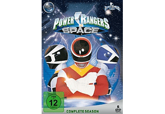 Power Rangers In Space - Die komplette Staffel - (DVD)