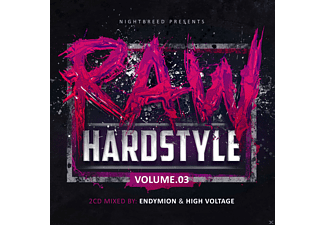 VARIOUS - Raw Hardstyle Vol.3 [CD]