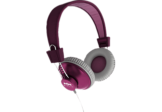 MARLEY House of Marley On-Ear Kopfhörer Positive Vibration Kopfhörer Purple