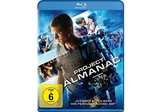 Project Almanac - (Blu-ray)