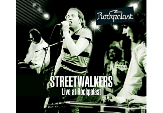 Streetwalkers - Live At Rockpalast - (DVD + CD)