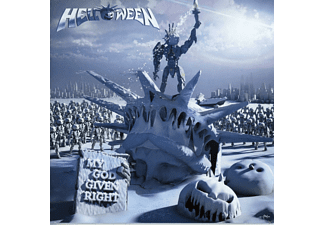 Helloween - My God - Given Right (CD)