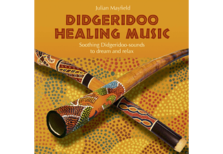Julian Mayfield - Didgeridoo Healing Music [CD]