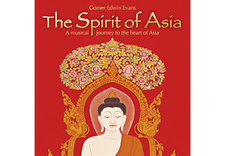 Gomer Edwin Evans - The Spirit of Asia - (CD)