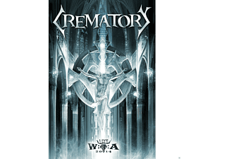 Crematory - Live At Wacken 2014 [DVD]