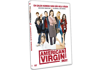 American Virgin Komedi DVD